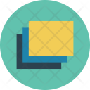 Layers Interface Illustration Icon