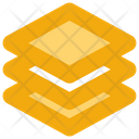 Interface Layers Papers Icon