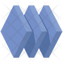 Layers Tile Forms Icon