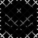 Layers Copy Paste Archive Icon