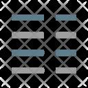 Layout Column Type Icon
