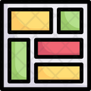 Layout Template Interface Icon