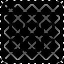 Medium View Layout Icon