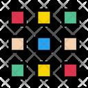 Layout Dashboard Web Icon