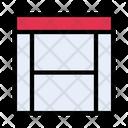 Layout Design Dashboard Icon