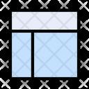 Layout Web Interface Icon