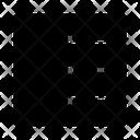 Layout Web Dashboard Icon