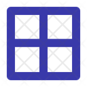 Layout Grid Interface Icon