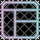 Layout Design Background Icon