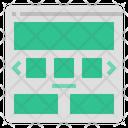 Layout Website Webdesign Icon