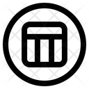 Layout Grid Edit Tool Icon