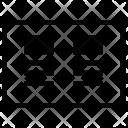 Layout Grid Transform Icon