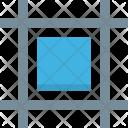Layout Artboard Vector Icon