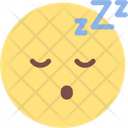 Lazy Man Tired Icon