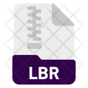 Lbr file Icon