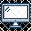 Led Computer Display Icon