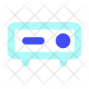 Lcd Internet Business Icon