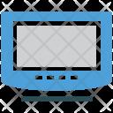 Monitor Tv Television Icon
