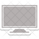 Lcd Tv Led Icon