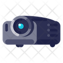 Lcd Projector Icon