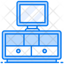 Lcd Rack Icon