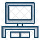 Lcd Stand Icon