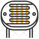 Ldr Electric Components Icon