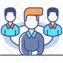Lead Boss Manager Icon