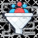 Lead Funnel Icon