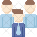 Boss Leader Manager Icon