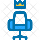 Leader Manager King Icon