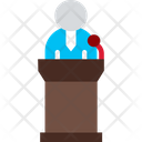 Speech Speaker Manager Icon