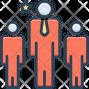 Leader Chief Commander Icon