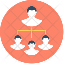 Leader Manager Organization Icon