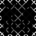 Alliance Teamwork Unity Icon