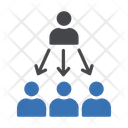 Team Staff Group Icon