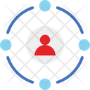 Leader Manager Production Manager Icon