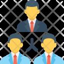 Leader Teamwork Team Icon