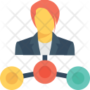 Leader Principal Boss Icon
