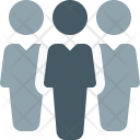 Leader Employee Icon