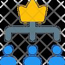 Leader Hierarchy Icon