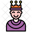 Leader King Icon