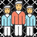 Leadership Supervisor Team Icon