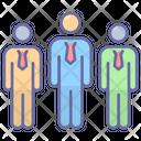 Leadership Business Team Icon