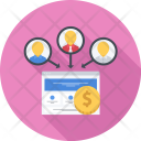 Leads Seo Business Icon
