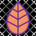 Leaf Autumn Thanksgiving Icon