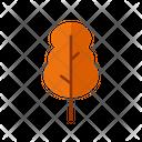 Leaf Autumn Fall Icon