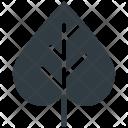 Leaf Nature Greenery Icon