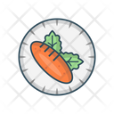 Plate Food Salad Icon
