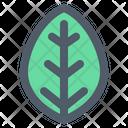 Leaf Nature Plant Icon